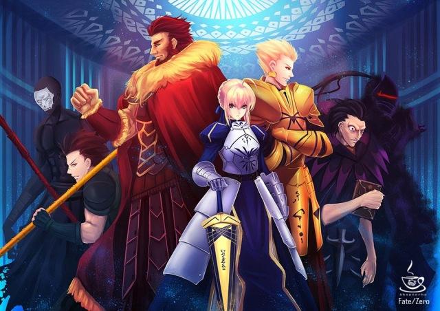 OST Fate Zero Kuromi Sub